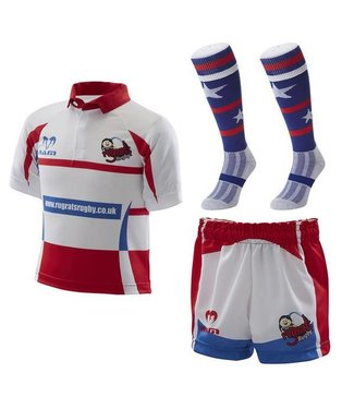RAM Rugby Rugby kleding set voor Guppen en Turven