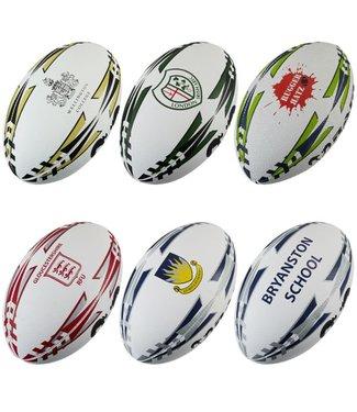 RAM Rugby Rugbybal met uw logo, sponsor of tekst