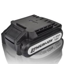 Boormachine accu Li-ion 1,5 Ah 18 V
