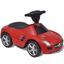 Loopauto Mercedes Benz SLS AMG rood