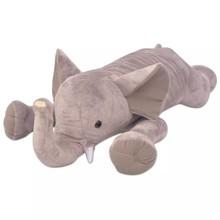 Knuffelbeest olifant XXL 120 cm