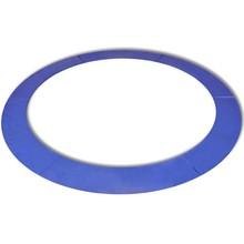 Veiligheidsmat PE blauw voor 10ft/3,05m ronde trampoline