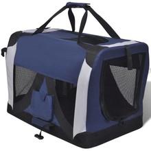XL Draagbare en vouwbare huisdierendrager met ramen