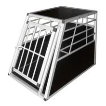 Auto Bench voor honden L enkeldeurs