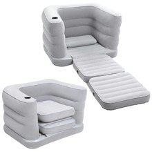 Bestway Multi Max II Opblaasbare stoel/bed 1 persoon 75065