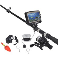 Onderwatercamera vissen met 4,3'' monitor