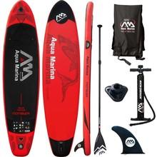 Aqua Marina SUP board Monster rood 365x82x15 cm