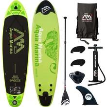 Aqua Marina SUP board Breeze groen 300x75x10 cm