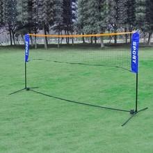 Net 3 in 1 Combi (badminton, tennis, volley) 420 x 155 cm + toebehoren