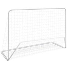 Stalen voetbal goal 182 x 61 x 122 cm
