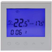 Digitale thermostaat voor vloerverwarming sensorkabel programmeerbaar