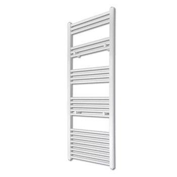 Badkamer radiator/handdoekenrek recht 500x1424 mm 600 W - Kijkalles