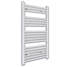 Badkamer radiator/handdoekenrek recht 600x1160 mm 600 W