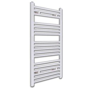 Badkamer radiator/handdoekenrek recht 500x1160 mm 600 W - kijkalles