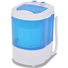 Mini wasmachine met enkele trommel 2,6 kg