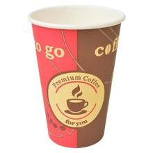Wegwerp koffiebekers papier 12 oz (350 ml) 1000 st