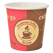 Wegwerp koffiebekers papier 4 oz (120 ml) 1000 st
