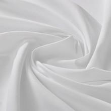 Microsatijnen stof 1,45 x 20 m wit