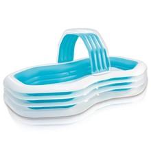 Intex Opblaasbaar Cabana Zwembad 310x188x130 cm 57198NP