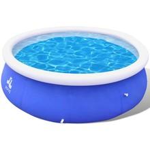 Opblaasbaar zwembad Blauw 360 x 90 cm