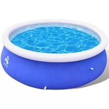 Opblaasbaar zwembad Blauw 300 x 76 cm