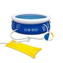 Zwembad set 240 cm inclusief pomp