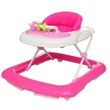 Loopstoel roze