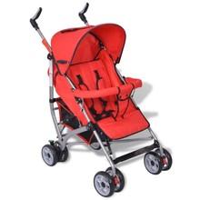 Moderne buggy rood (5-standen)