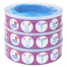Navulcassette voor Angelcare Diaper Genie 3 st