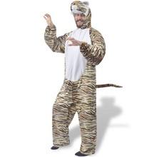 carnavalskostuum tijger M-L