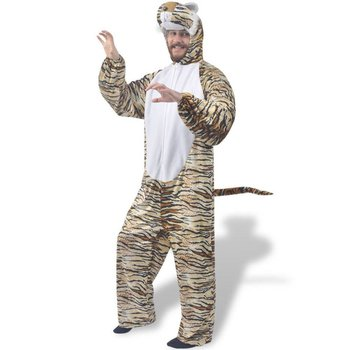 carnavalskostuum tijger XL-XXL
