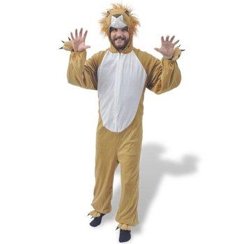 carnavalskostuum leeuw M-L