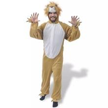 carnavalskostuum leeuw XL-XXL