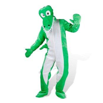 Carnavalspak krokodil XL-XXL