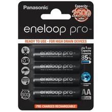 panasonic 1x4 Panasonic Eneloop Pro Mignon AA 2450 mAh