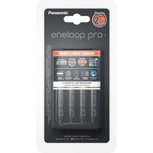 panasonic Panasonic Eneloop Smart & Quick Lader BQ-CC55 + 1x4 AA 2500mAh