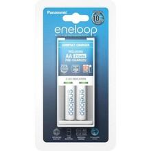 panasonic Panasonic Eneloop Compact BQCC50 charger incl. 1x2 AA Mignon batteries
