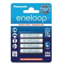 panasonic 1x4 Panasonic Eneloop Micro AAA 750 mAh