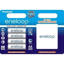panasonic 1x4 Panasonic Eneloop Mignon AA 1900 mAh + Accubox