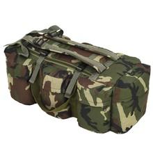 Sporttas 3-in-1 legerstijl 120 L camouflage