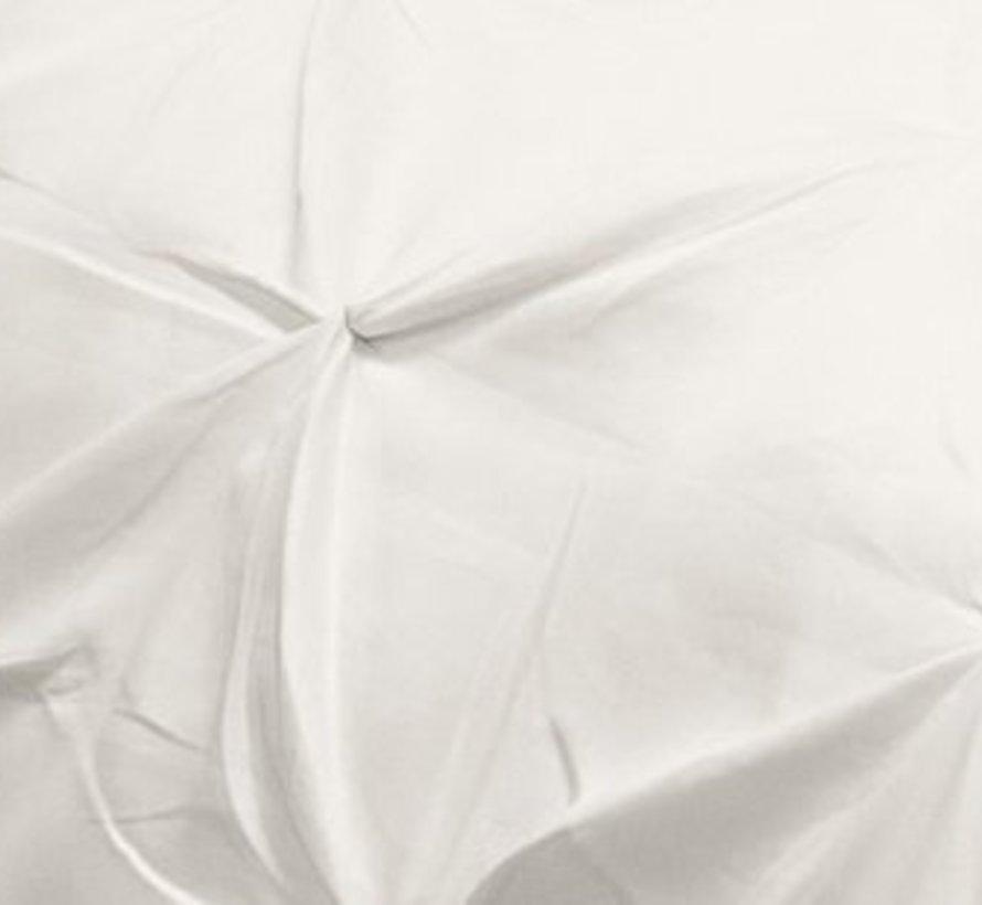 Dekbedovertrek Katoen Satijn Cromer Off White