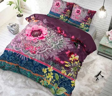 Sleeptime Pure Cotton Dekbedovertrek Marjo Multi