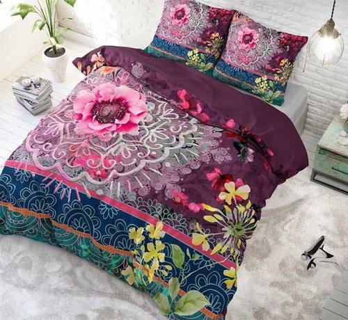 Sleeptime Pure Cotton Dekbedovertrek Marjo Multi