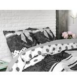 Sleeptime Pure Cotton Dekbedovertrek Romance Silver