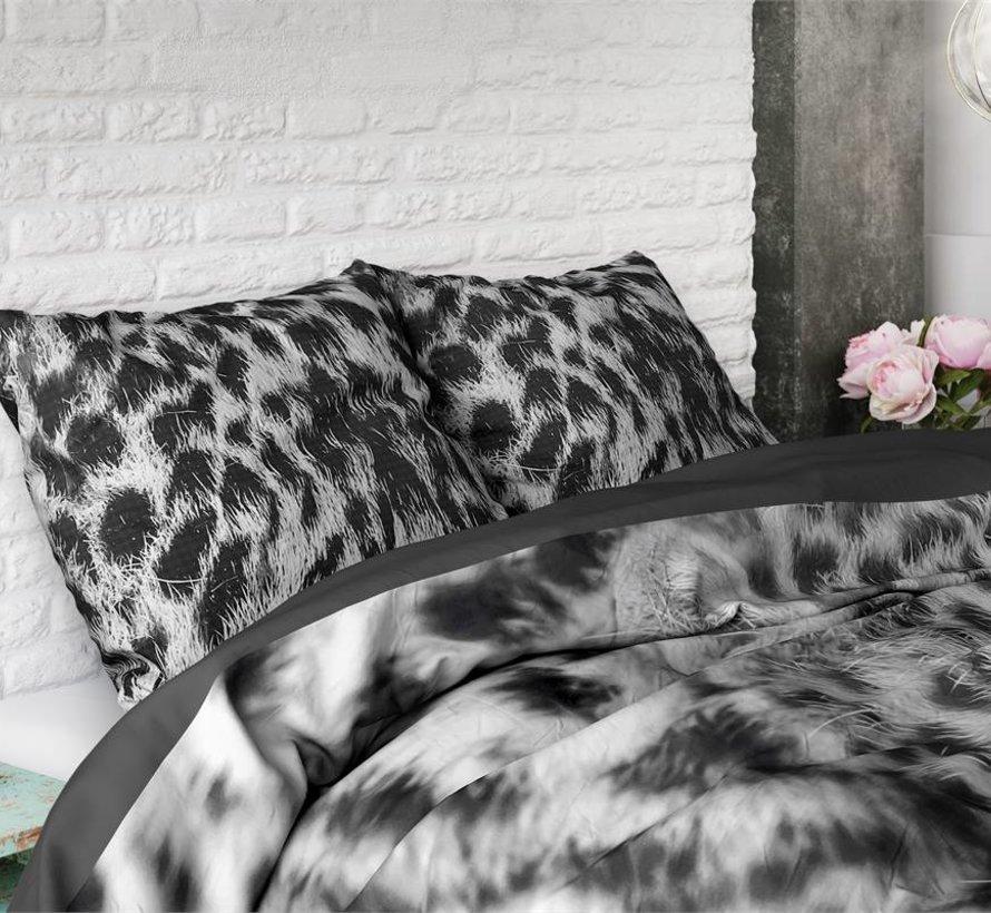 Dekbedovertrek Cheetah Grey