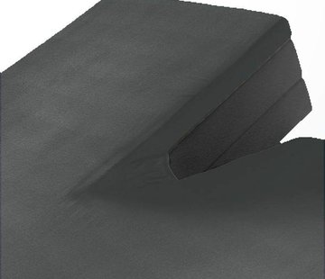 Suite Sheets Split Topper Jersey Hoeslaken Antraciet
