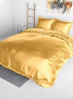 Sleeptime Dekbedovertrek Satijn Goud