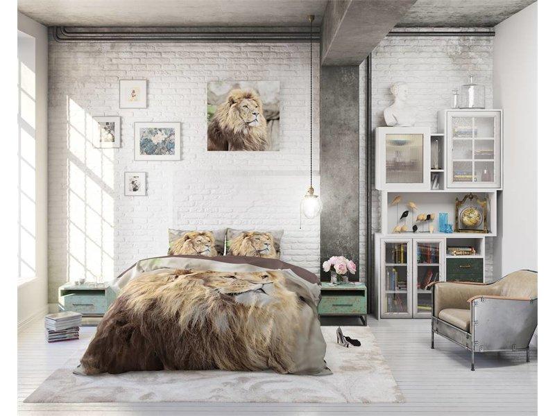 Sleeptime Pure Cotton Dekbedovertrek Lion Mind