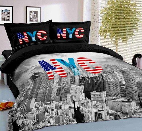 Dream Time Dekbedovertrek USA - New York City