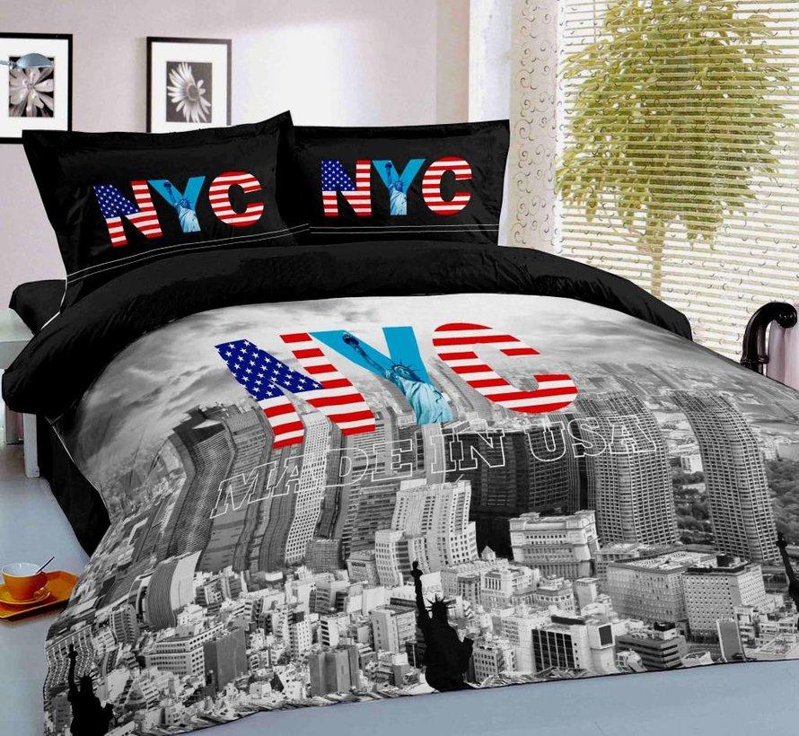 Dekbedovertrek USA - New York City
